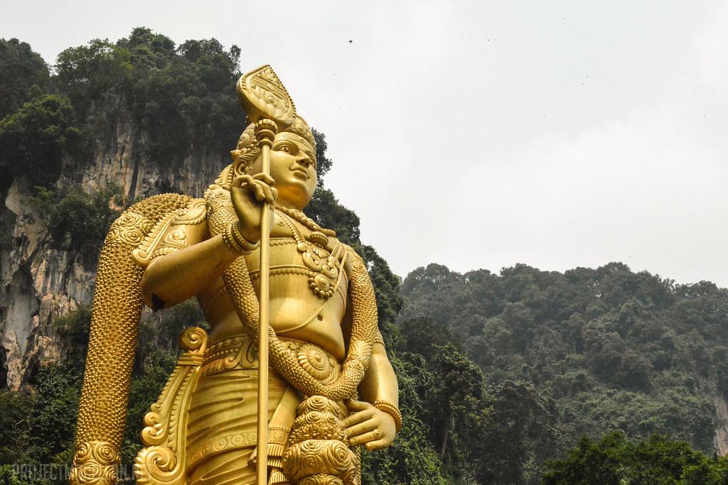 Batu Caves, Gombak, Hindu, India, Lord Murugan, Thaipusam, Dravidian Architecture