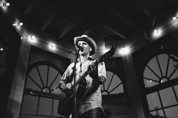 Joe Fletcher @ Way Over Yonder 2014, Friday