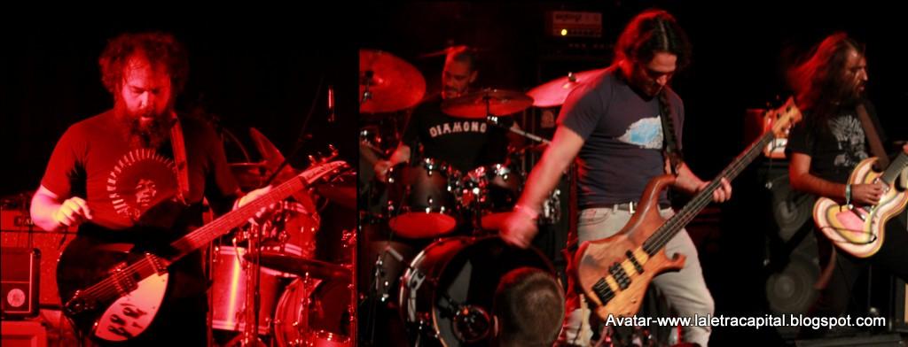 WOVENHAND + EL PÁRAMO, Sound Isidro 2014, 04 de octubre de 2014, Sala Joy Eslava, Madrid