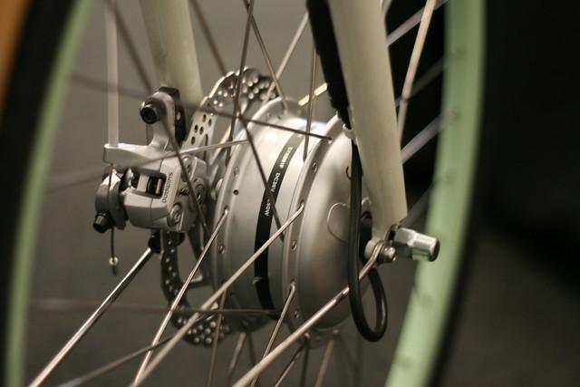 Faraday Electric Bike from Flickr via Wylio