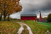 Rainy Day in October at Carriage Hill by Jim Crotty 5