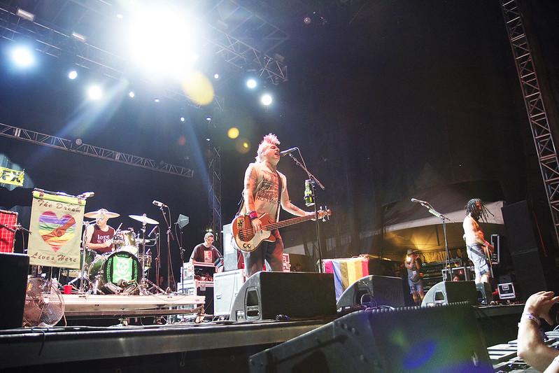 Riot Fest Denver 2014 - NOFX