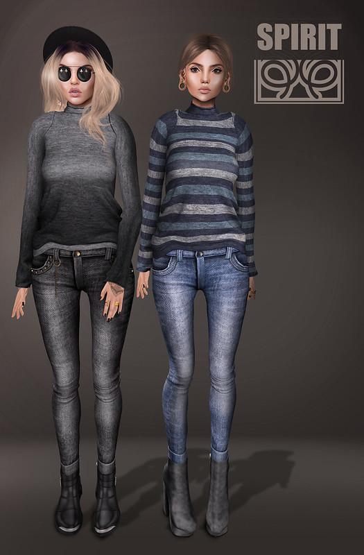 Look # 403 [Spirit Store - November outfit] @ SAD NOVEMBER
