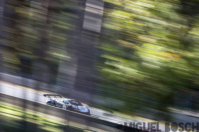 Blancpain Sprint Series. Round 6 Circuit Zolder 18 October 2014