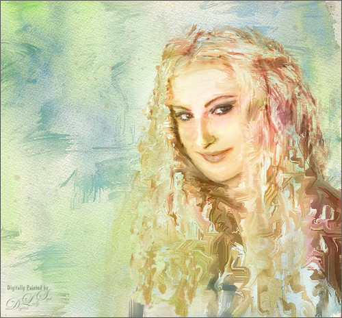 Painted Image of Aliona