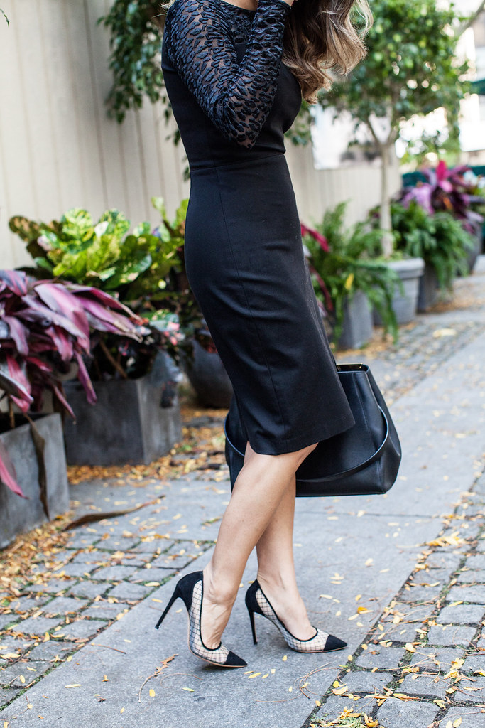 Black Banana Republic Dress