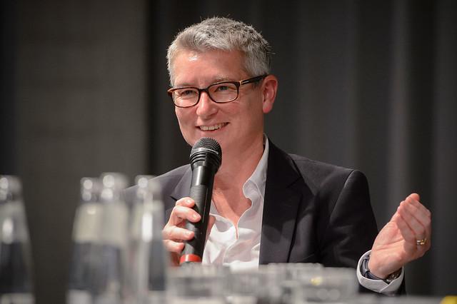 Prf. Sabine Hark (interdisziplinäre Frauen- und Geschlechterforschung TU Berlin und Leiterin des ZIFG), Foto: www.stephan-roehl.de