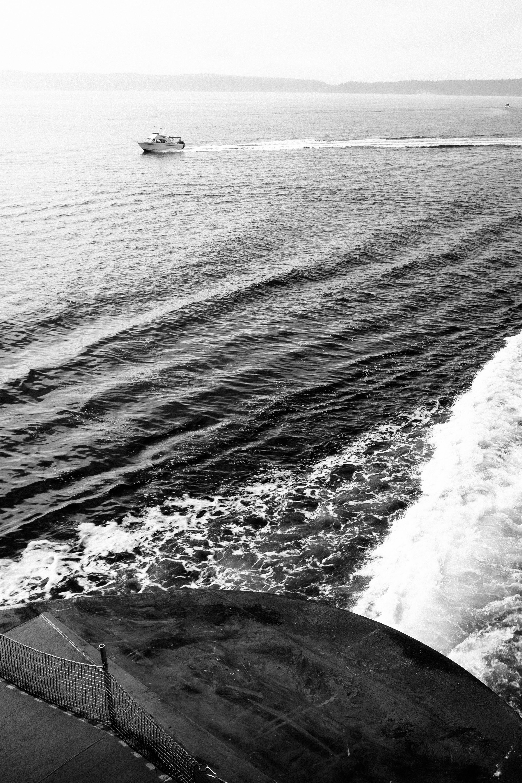 Orcas Island Ferry 13