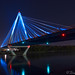 Royal Blue Bond Bridge (1 of 1)