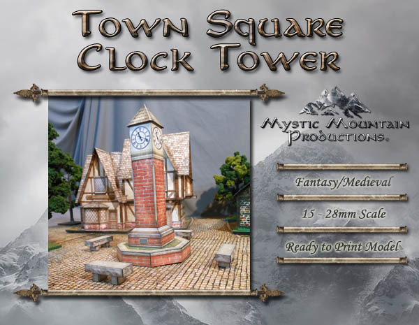 PD-Clock Tower