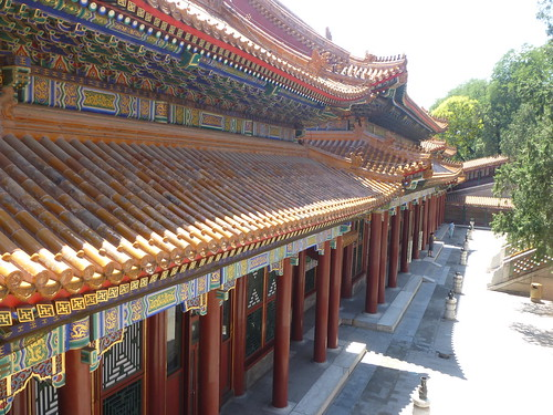 Beijing-Hall of Happiness and Longetivity (6)