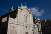 Marseilles Church Facade