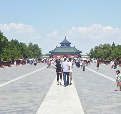 Beijing-Salle pour de bonnes moissons (1)