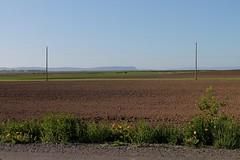 View of Cape Blomidon, NS