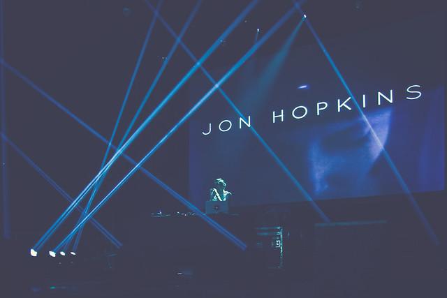 Jon Hopkins - Sónar 2014