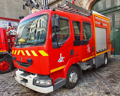 BSPP (Paris FD) - PS 133 (Engine/Rescue 133)