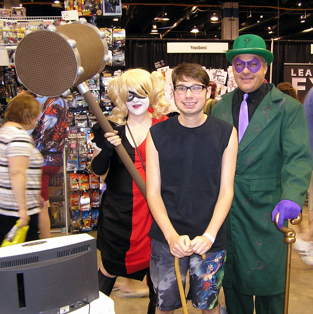 Chicago Comic Con 2014