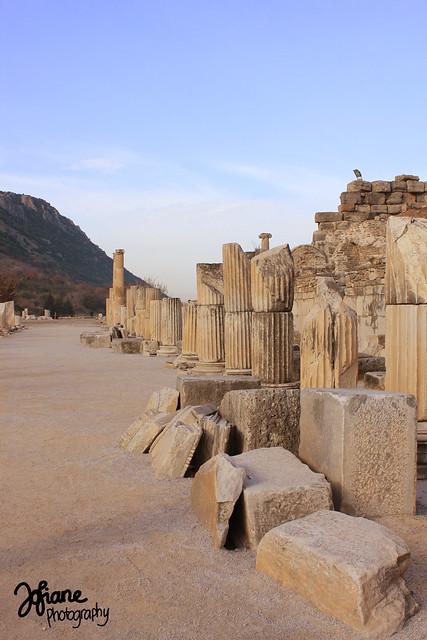 Ephesus Pillars