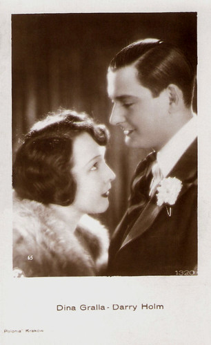 Dina Gralla and Harry Halm in Prinzessin Trulala (1926)