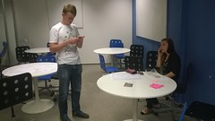 Leaf Alumni project meeting #vol1