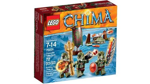LEGO Legends of Chima 70231