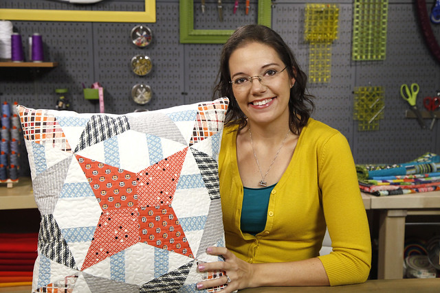 Start Free-Motion Quilting Craftsy Class