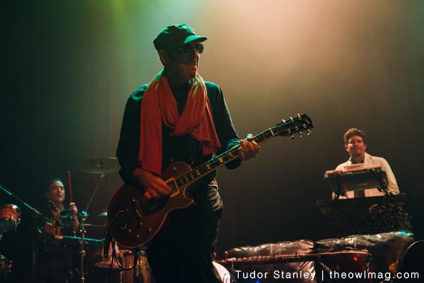 Thievery Corporation @ Fox Theater, Oakland 10/2/14