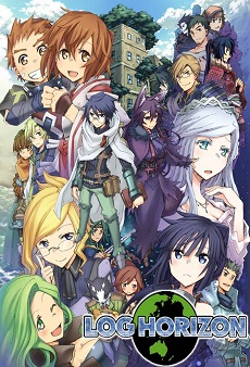 Log Horizon 2nd Season - Chân Trời Ký Lục 2 | Log Horizon 2 | Log Horizon Second Season | Log Horizon Season 2