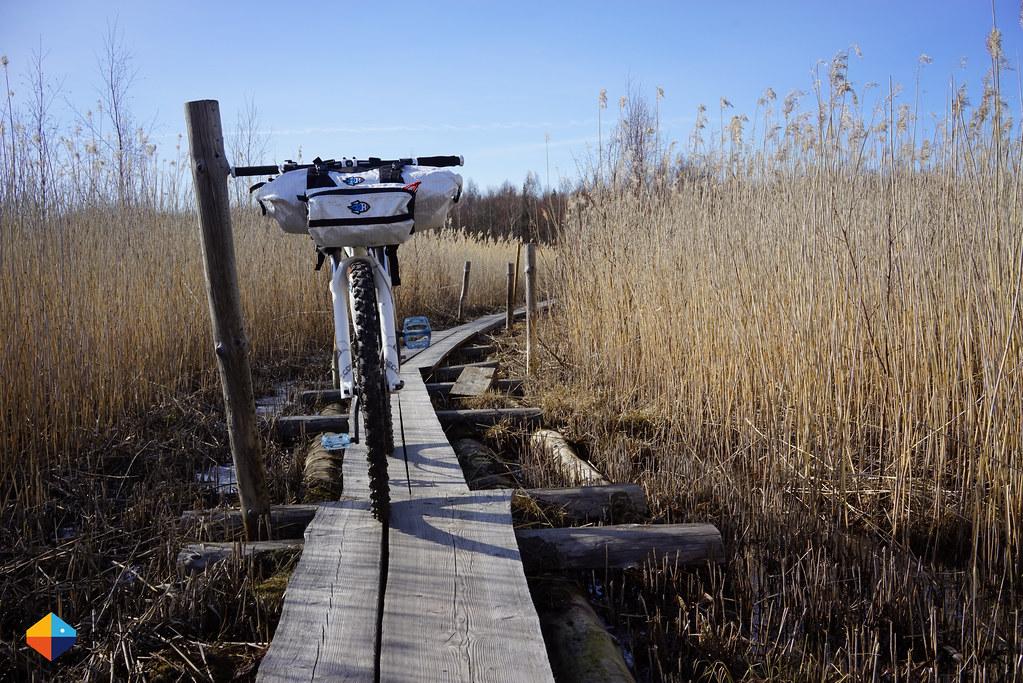 Sony A7R - Duckboard Riding