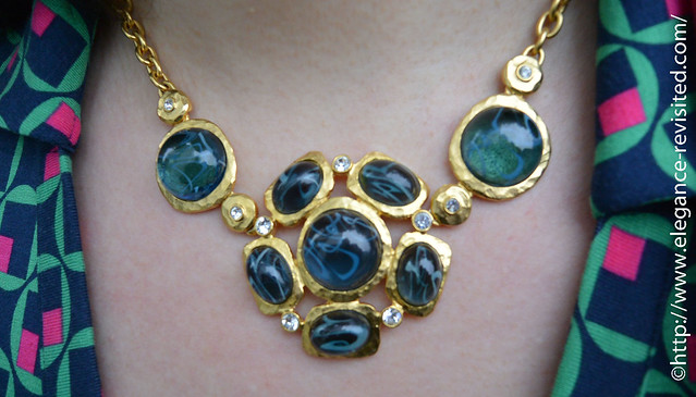 Kenneth Jay Lane necklace