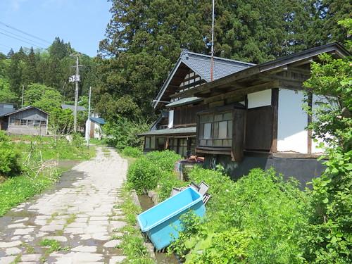 Shitomae no seki (Shitomae Barrier)
