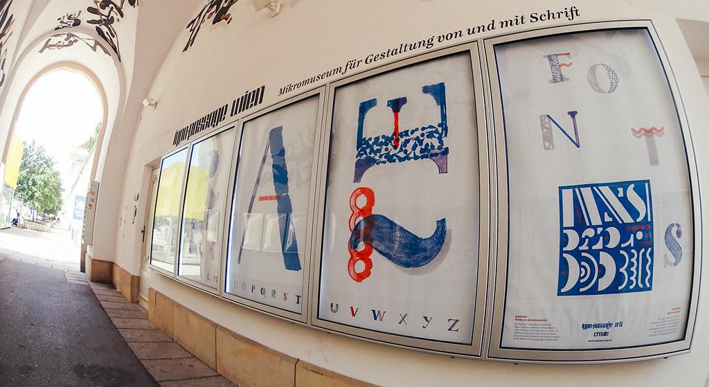 Typopassage Vienna
