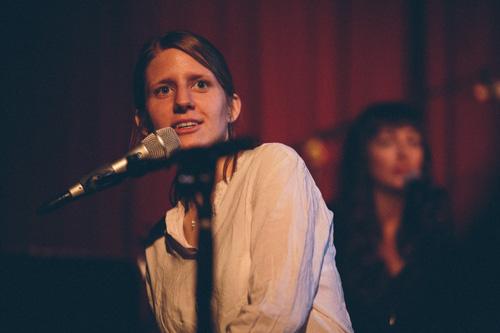 Markéta Irglová @ The Hotel Cafe, LA - 10/24/2014