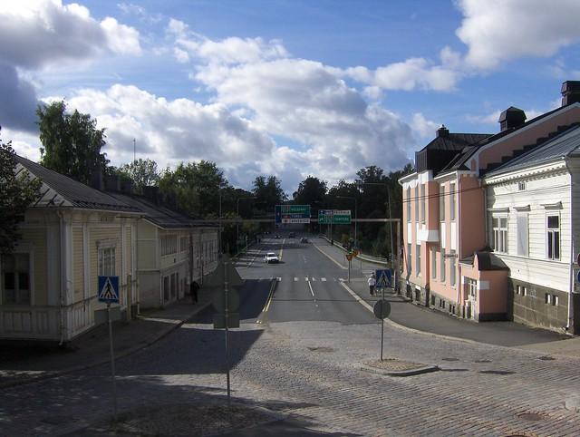 Hämeenlinnan moottoritiekate ja Goodman-kauppakeskus: Työmaan lähtötilanne 4.9.2011 - kuva 3