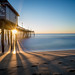sunrise through the pier by kderricotte - 1 million views, thanks everyone :)