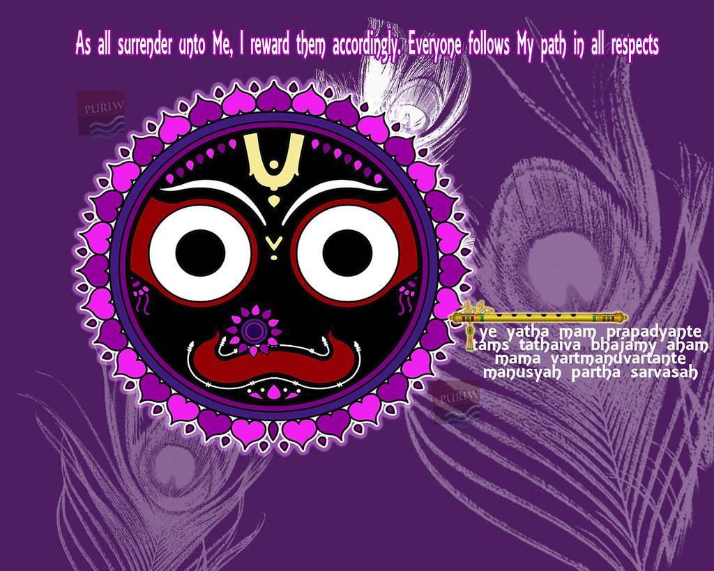 wallpaper lord jagannath