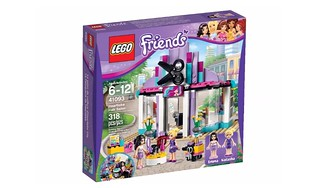 LEGO Friends 2015 : 41093 Heartlake Hair Salon