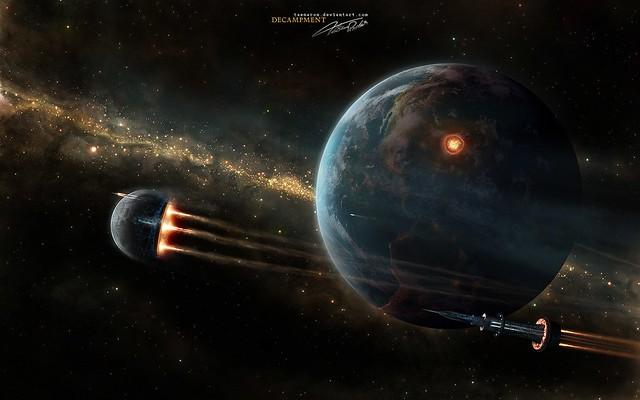 Universe_and_planets_digital_art_wallpaper_Decampment