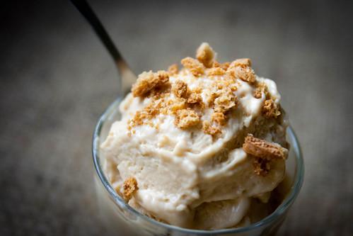 Zabaglione Ice Cream
