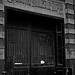 Doorway to the Cooperative bw