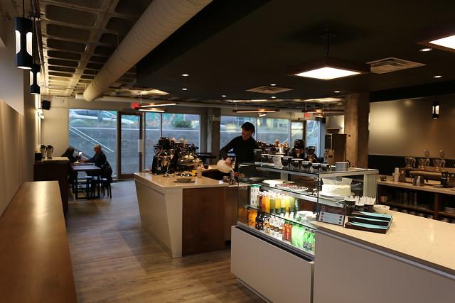 Credo Coffee on 124 Street