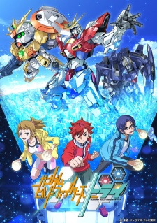 Gundam Build Fighters Try (Ss2) - Gundam Build Fighters 2nd Season | Gundam Build Fighters Second Season