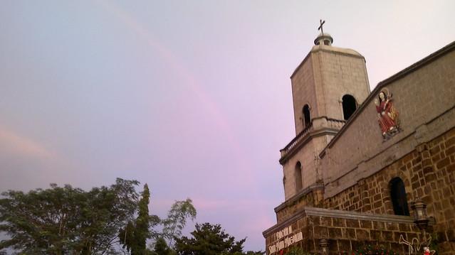 Rainbow Fading