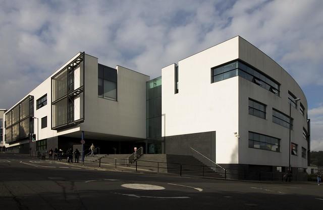 Dalhousie Building, University of Dundee, Scotland