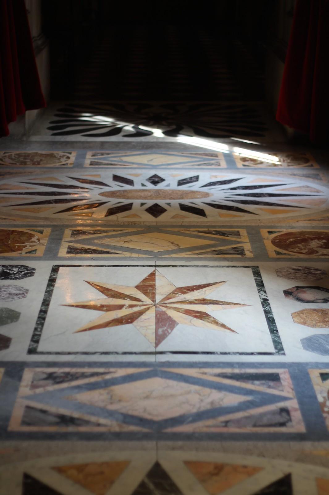 Chatsworth floor design