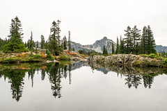 Rampart Lakes, Alta Tarns 10/8/14