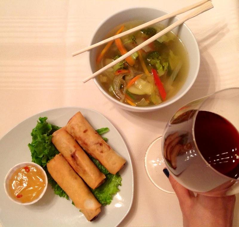 Cuisine Vietnamienne: SOS Apportez Votre Vin : Cuisine Vietnamienne