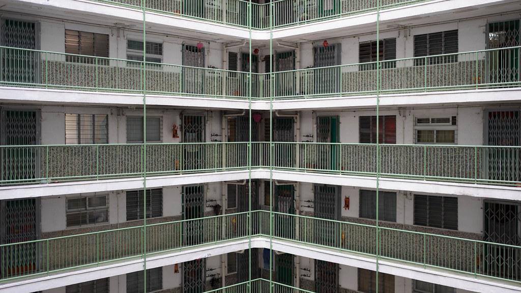 Oi Man Estate Apartments