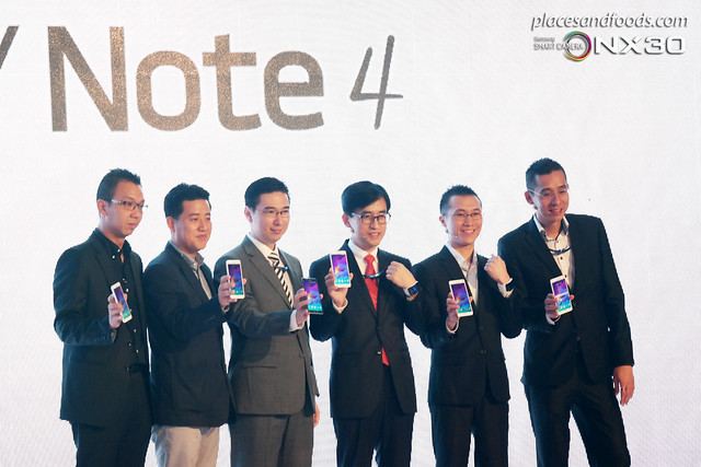 samsung galaxy note 4 official launch in malaysia