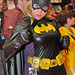 Batgirl Ready To Fight NYCC 2014 by Mike Rogers Pix